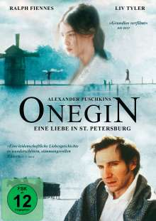 Onegin, DVD