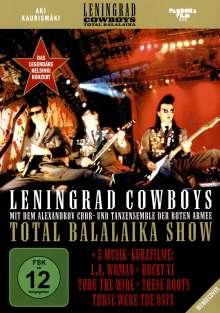Leningrad Cowboys - Total Balalaika Show, DVD