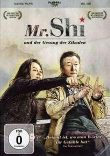 Mr. Shi und der Gesang der Zikaden, DVD
