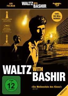 Waltz With Bashir, DVD