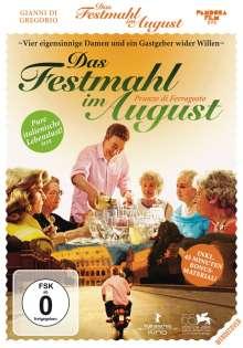 Das Festmahl im August, DVD