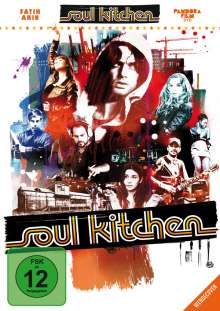 Soul Kitchen, DVD