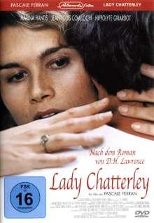 Lady Chatterley (2006), DVD