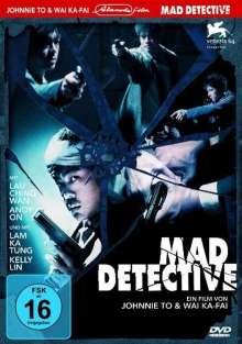 Mad Detective, DVD