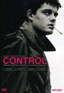 Control (2007), DVD