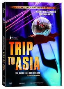 Simon Rattle und die Berliner Philharmoniker - Trip to Asia (Special Edition), 2 DVDs
