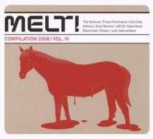 Melt! Compilation 2008 Vol. IV, CD
