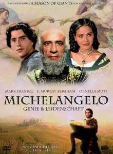 Michelangelo - Genie und Leidenschaft, 2 DVDs
