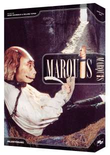 Marquis, 2 DVDs