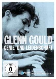 Glenn Gould - Genie und Leidenschaft (Directors Cut), 2 DVDs