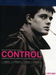 Control (2007) (Blu-ray), Blu-ray Disc