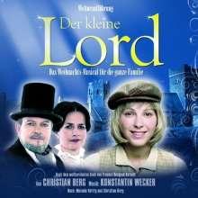 Musical: Der Kleine Lord (2008), CD