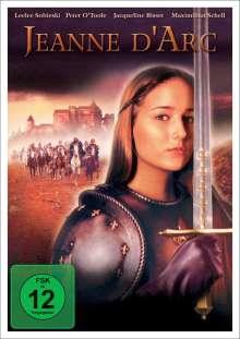 Jeanne d'Arc (1999), DVD