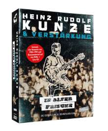Heinz Rudolf Kunze: In alter Frische (4DVD + CD), 4 DVDs