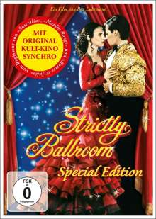 Strictly Ballroom, DVD