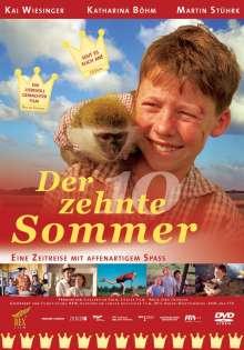 Der zehnte Sommer, DVD