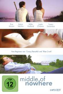 Middle Of Nowhere, DVD