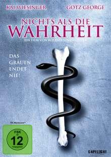 Nichts als die Wahrheit (1999), DVD