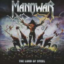 Manowar: The Lord Of Steel, CD
