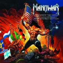 Manowar: Warriors Of The World (10th Anniversary), CD
