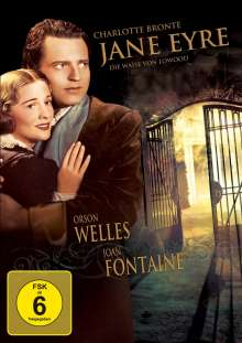 Jane Eyre (1944), DVD