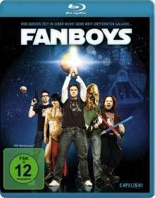 Fanboys (Blu-ray), Blu-ray Disc
