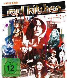 Soul Kitchen (Blu-ray), Blu-ray Disc