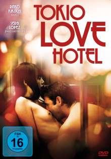 Tokio Love Hotel, DVD