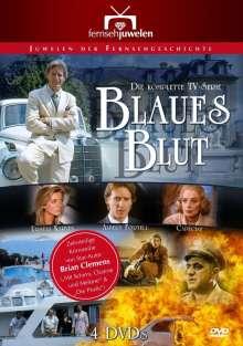 Blaues Blut (Gesamtausgabe), 4 DVDs