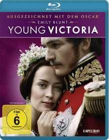 Young Victoria (Blu-ray), Blu-ray Disc