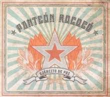 Panteón Rococó: Ejercito De Paz, CD