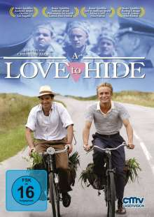 A Love To Hide (OmU), DVD