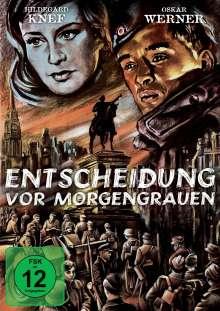 Entscheidung vor Morgengrauen, DVD