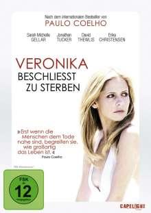 Veronika beschließt zu sterben, DVD