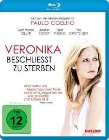 Veronika beschließt zu sterben (Blu-ray), Blu-ray Disc