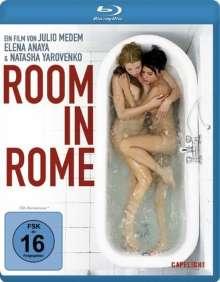 Room In Rome (Blu-ray), Blu-ray Disc