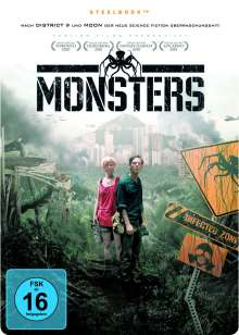 Monsters (Limited Steelbook Edition), 2 DVDs