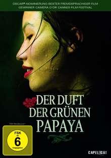Der Duft der grünen Papaya, DVD