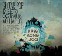 King Kong Kicks Vol. 3, CD