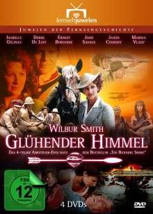 Glühender Himmel, 4 DVDs