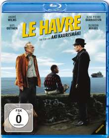 Le Havre (Blu-ray), Blu-ray Disc