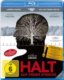 Halt auf freier Strecke (Blu-ray), Blu-ray Disc