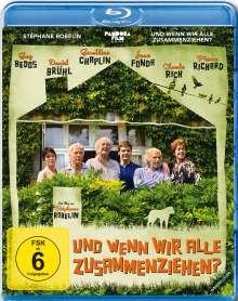 Und wenn wir alle zusammenziehen? (Blu-ray), Blu-ray Disc