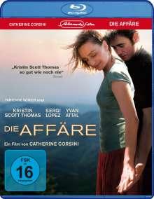 Die Affäre (Blu-ray), Blu-ray Disc