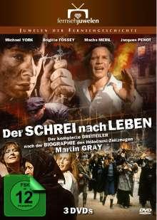 Der Schrei nach Leben, 3 DVDs