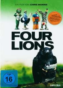 Four Lions, DVD