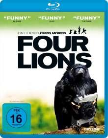 Four Lions (Blu-ray), Blu-ray Disc