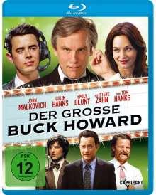 Der grosse Buck Howard (Blu-ray), Blu-ray Disc