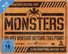 Monsters (Blu-ray im Steelbook), Blu-ray Disc