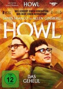 Howl - Das Geheul, DVD